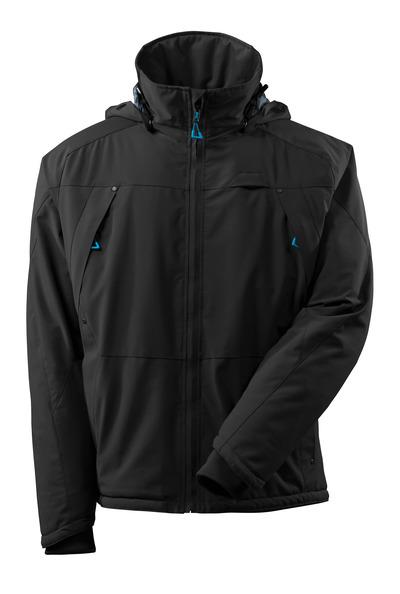 MASCOT® ADVANCED - Noir - Veste d'hiver avec CLIMASCOT®, imperméable
