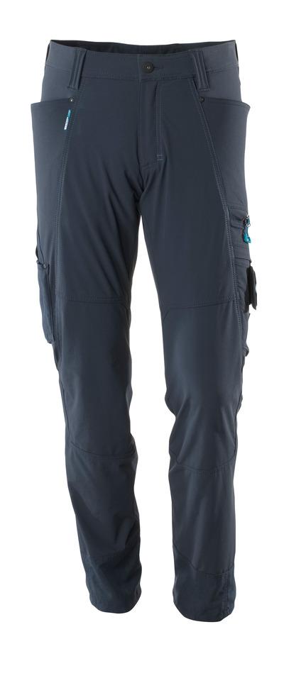 MASCOT® ADVANCED - Marine foncé - Pantalon, stretch multidirectionnel, léger