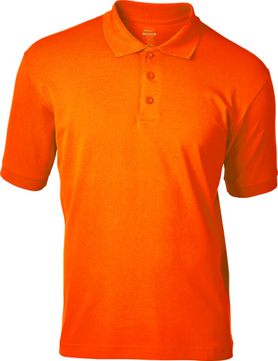 MASCOT® Bandol - Hi-vis orange - Polo, haute visibilité, coupe moderne