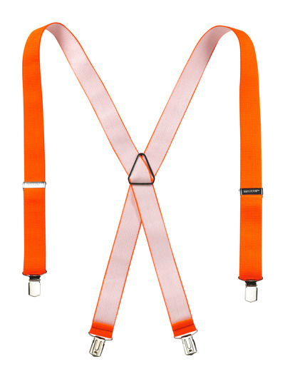MASCOT® Brits - Hi-vis orange - Bretelles