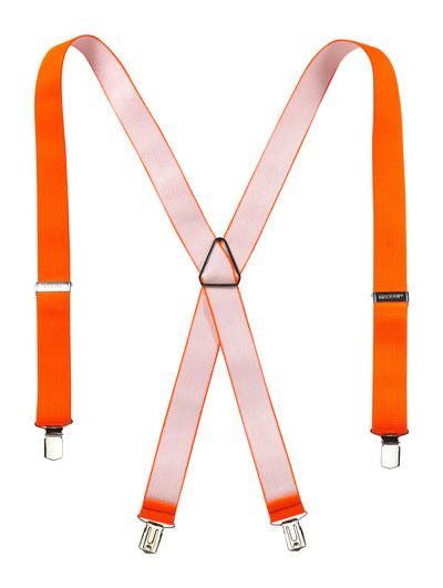 MASCOT® Brits - Hi-vis orange - Bretelles, réglables