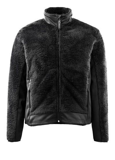 MASCOT® Campbell - Noir* - Veste tricot zippé