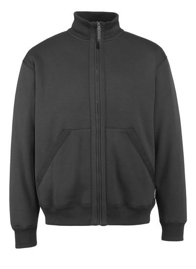 MASCOT® Cannes - Noir* - Sweatshirt zippé