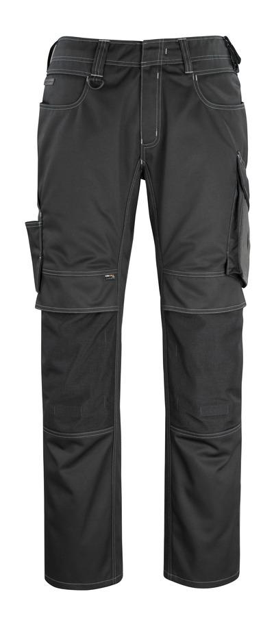 MASCOT® Erlangen - Noir/Anthracite foncé - Pantalon