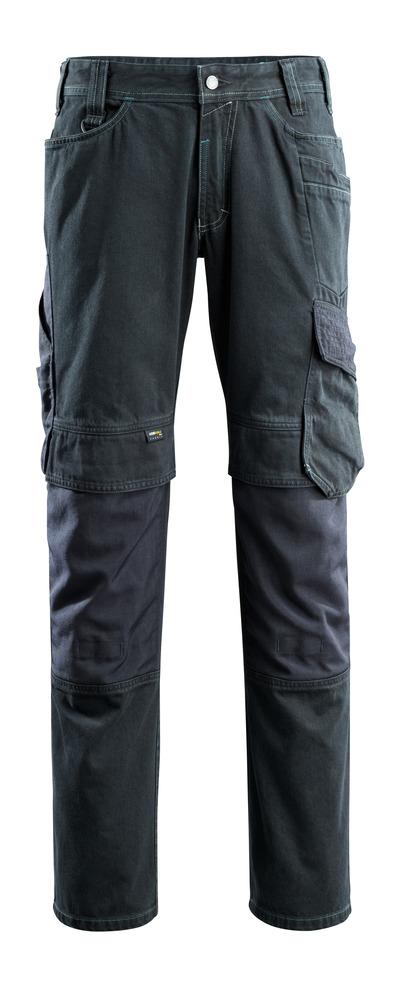 MASCOT® Ferrol - Denim bleu foncé - Jeans