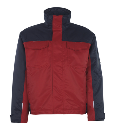 MASCOT® Genova - Rouge/Marine* - Veste grand froid