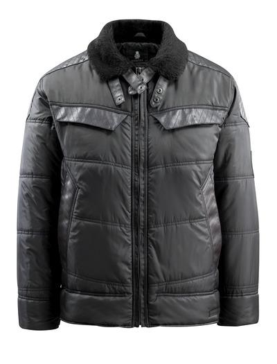 MASCOT® Haro - Noir - Veste d'hiver, ouaté