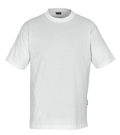 MASCOT® Jamaica - Blanc - T-shirt, poids léger, coupe classique