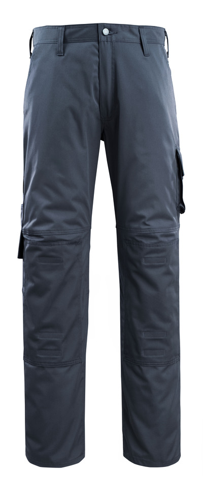 MACMICHAEL® Jardim - Marine foncé - Pantalon avec poches genouillères, poids léger