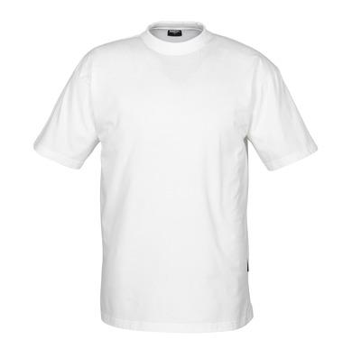 MASCOT® Java - Blanc - T-shirt, coupe classique