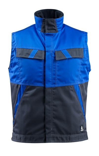 MASCOT® Kilmore - Bleu roi/Marine foncé - Gilet, poids léger