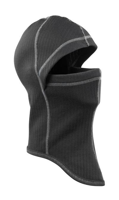 MASCOT® Kindu - Noir - Cagoule, protection isolante de la tête et du cou