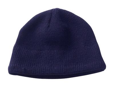 MASCOT® Kisa - Marine foncé - Bonnet tricot, coupe-vent
