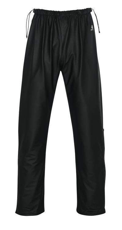 MASCOT® Laguna - Noir - Pantalon de pluie, coupe-vent et imperméable