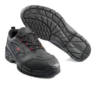 MASCOT® Langley - Noir/Rouge* - Chaussure de sécurité