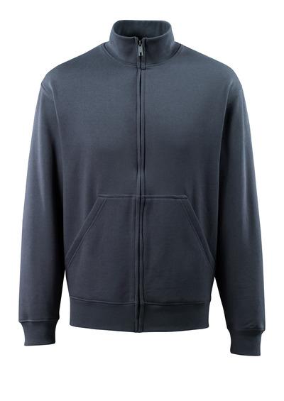 MASCOT® Lavit - Marine foncé - Sweatshirt zippé