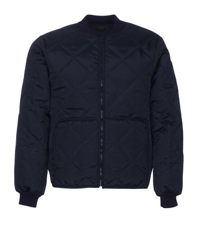 MASCOT® London - Marine - Veste thermique avec poches frontales