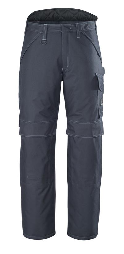 MASCOT® Louisville - Marine foncé - Pantalon grand froid, imperméable