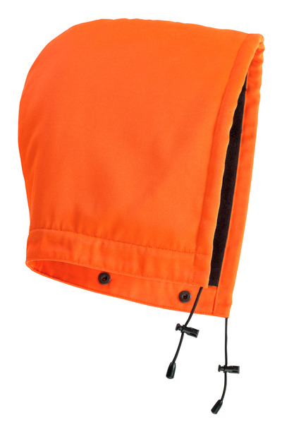 MASCOT® MacAllen - Hi-vis orange - Capuche par boutons-pression