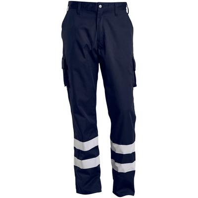 MACMICHAEL® MacMichael - Marine foncé - Pantalon avec poches cuisse, bande réfléchissante, poids léger
