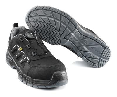 MASCOT® Manaslu - Noir - Chaussures de sécurité S3 à fermeture Boa®