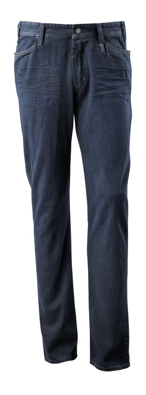 MASCOT® Manhattan - Denim bleu foncé délavé¹) - Jeans