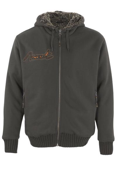 MASCOT® Monforte - Anthracite foncé* - Sweat capuche zippé
