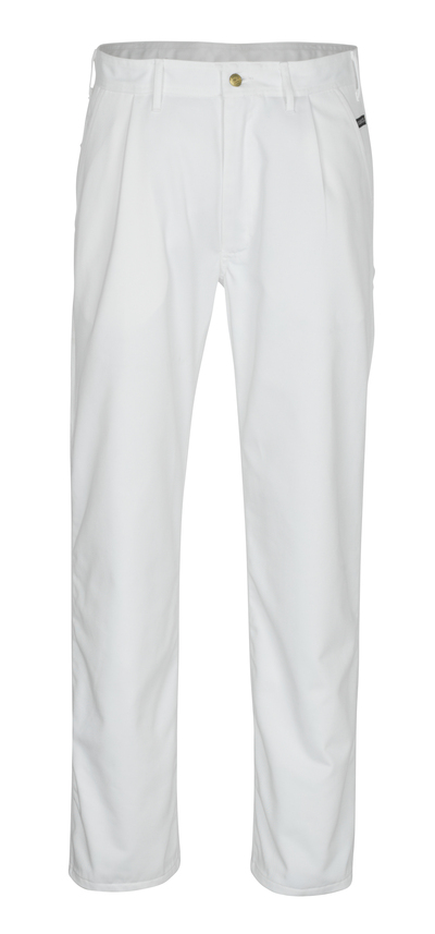 MASCOT® Montana - Blanc - Pantalon, haute solidité