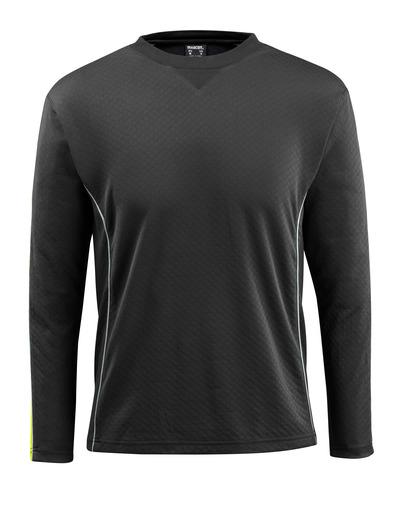 MASCOT® Montilla - Noir/Hi-vis jaune  - T-shirt