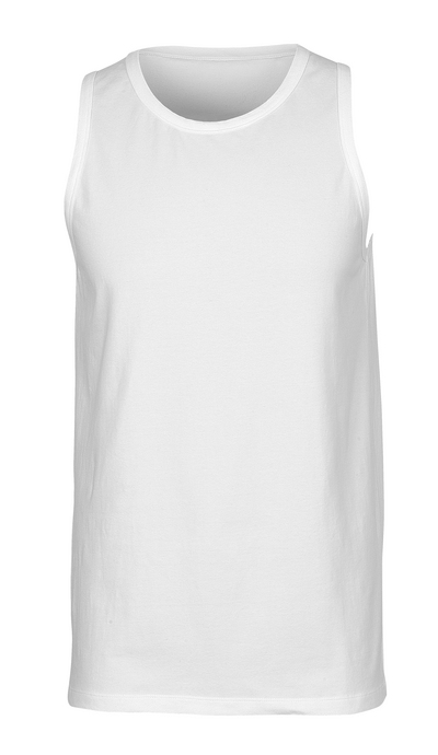 MASCOT® Morata - Blanc* - Tricot de corps, coupe moderne