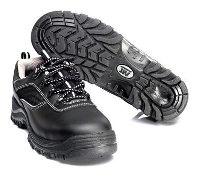MACMICHAEL® Nesthorn - Noir - Chaussures de sécurité S3 à lacets