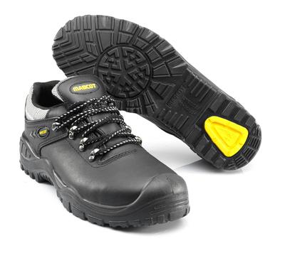 MASCOT® Oro - Noir/jaune - Chaussures de sécurité S3 à lacets
