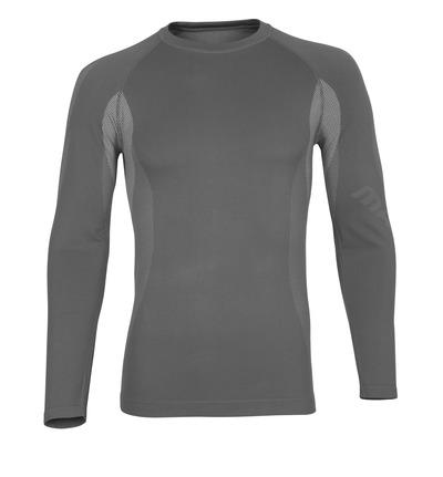 MASCOT® Parada - Gris clair* - Tricot de corps thermique, poids léger, évacuant l'humidité