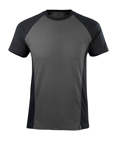MASCOT® Potsdam - Anthracite foncé/Noir - T-shirt