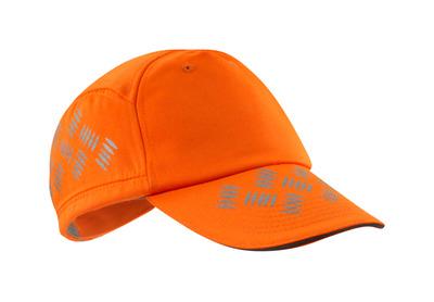 MASCOT® Ripon - Hi-vis orange - Casquette avec trous d'aération, réglable, effets réfléchissants