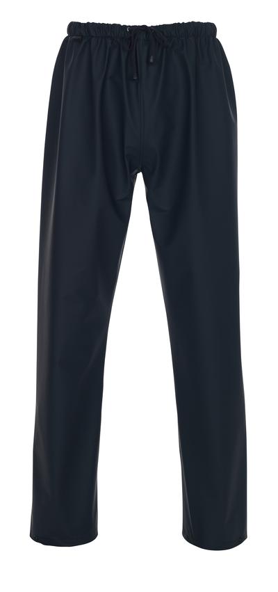 MASCOT® Riverton - Marine - Pantalon de pluie, coupe-vent et imperméable