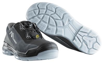 MASCOT® Tatra - Noir/Anthracite - Chaussures de sécurité S3 à fermeture Boa®