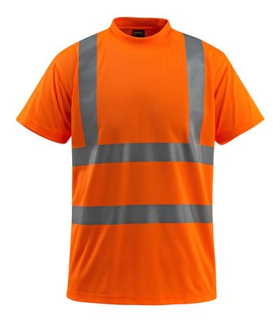 MASCOT® Townsville - Hi-vis orange - T-shirt, coupe classique, classe 2
