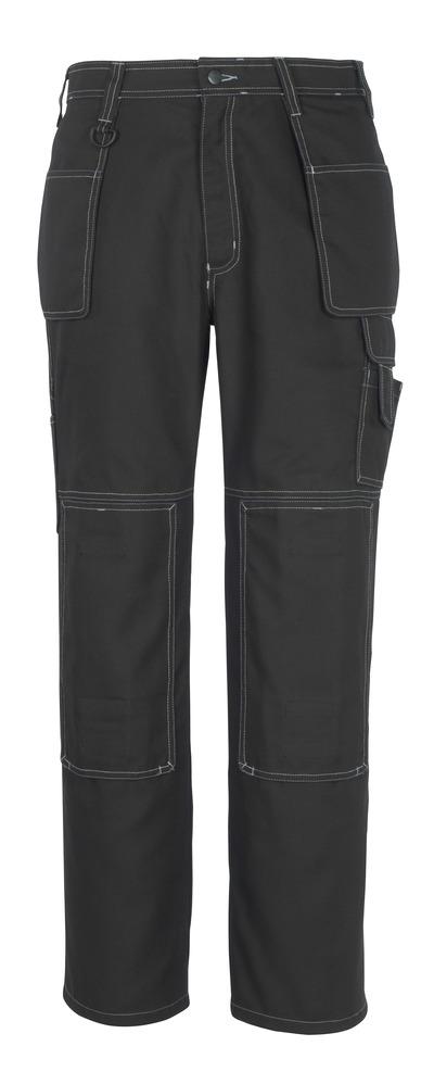 MACMICHAEL® Valera - Noir* - Pantalon avec poches genouillères et poches flottantes