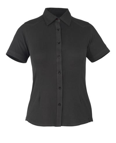 MASCOT® Vatio - Noir* - Chemise, manches courtes