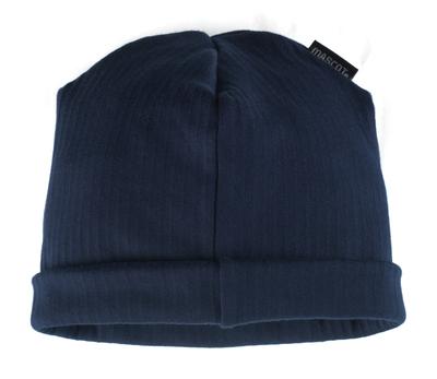 MASCOT® Visby - Marine - Bonnet tricot, évacuant l'humidité